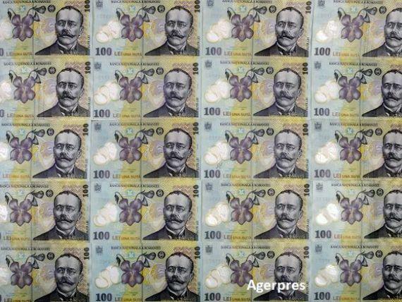 Statul vrea să împrumute peste 4 mld. lei în mai, sumă mai mare față de luna anterioară. Luni a atras din piață peste 870 mil. lei