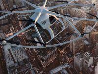 Start-up-ul german Volocopter obține fonduri de la Daimler, pentru a-și duce taxiurile aeriene deasupra Chinei