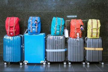 Ce se întâmplă cu bagajele pasagerilor pe Otopeni. Cum au fost filmați angajații firmei de handling