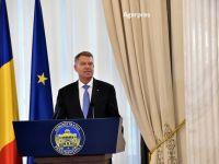 """Klaus Iohannis spune că va desemna un nou premier luni sau marți. """"Susțin alegerile anticipate, dar numai după prezidenţiale"""""""