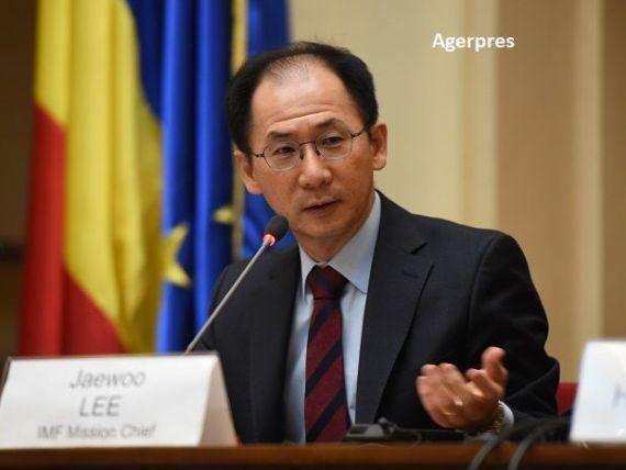 O delegație FMI se află la București, în perioada 27 mai - 7 iunie