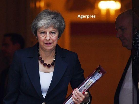 Theresa May vrea să propună Parlamentului de la Londra un nou referendum pe Brexit