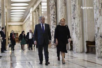 Șeful Parlamentului European, la București:  A venit momentul să accelerăm aderarea României la zona Schengen