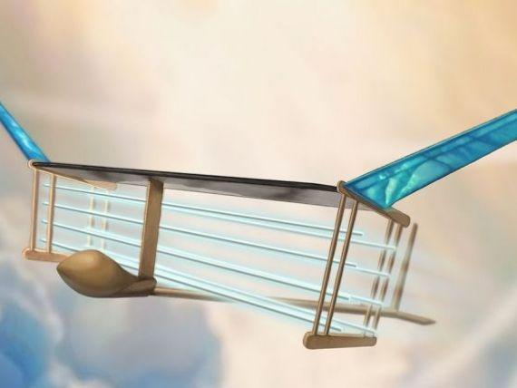 Premieră istorică în aviație: miniavionul propulsat cu ioni.  Viitorul ar trebui să semene cu Star Trek