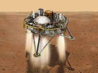 Primul dispozitiv al NASA care va studia structura unei planete ajunge, luni, pe Marte, după un drum de 6 luni