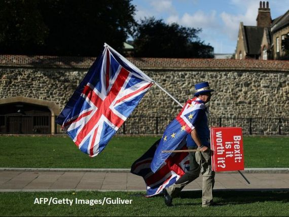 Brexitul încă mai poate fi oprit. Ministru: Șansele ca Marea Britanie să părăsească UE sunt de  50-50