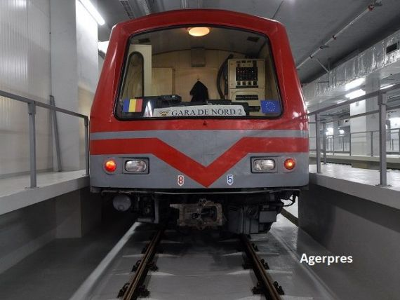 Ministrul Transporturilor trimite Corpul de Control la Metrorex. Cuc: Problema sindicaliștilor nu este siguranța garniturilor, ci spațiile comerciale