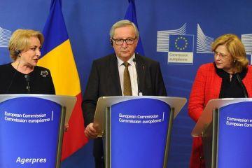 România preia oficial Președinția Consiliului UE. Liderii europeni, primiți cu bomboane și transportați cu autobuzul. Dragnea și-a luat concediu