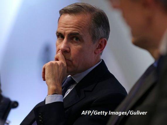 Previziuni apocaliptice, în cazul unui Brexit în condiții extreme. Banca Angliei: Economia s-ar putea contracta cu 8%, lira sterlină scade cu 25%, inflaţia urcă la 6,5%