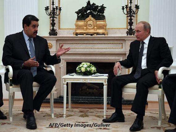 Maduro merge la Moscova după bani. FMI prognozează o inflaţie de 1.350.000% în acest an în Venezuela