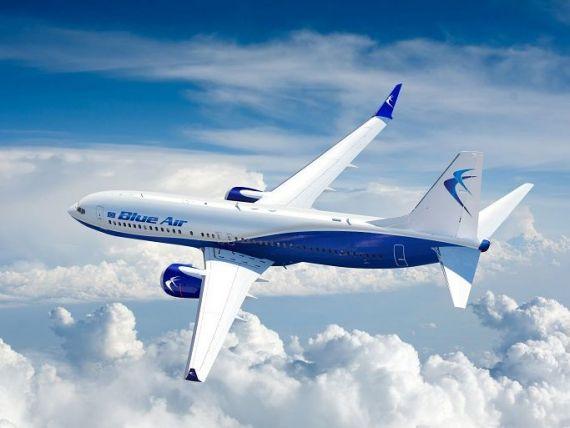 Blue Air modifică gratuit datele de călătorie pe cursele de Italia, din cauza răspândirii epidemiei cu coronavirus
