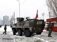 """Prima confruntare între Belgrad și Pristina, după ce Kosovo și-a făcut armată. Președintele sârb: """"Mi-e teamă nu doar pentru poporul meu meu, ci pentru întreaga regiune"""""""