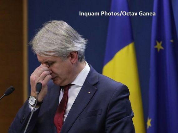 Ce spune Teodorovici despre o eventuală retragere de companii străine din România, în urma măsurilor adoptate:  Am semnat, ne asumăm