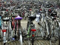 Țara din UE care are mai multe biciclete decât populație și își plătește cetățenii ca să pedaleze