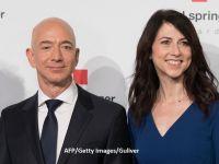 Jeff Bezos rămâne cu 75% din acţiunile Amazon, după divorţ. Fosta soție renunță la Washington Post şi la compania constructoare de nave spaţiale Blue Origin