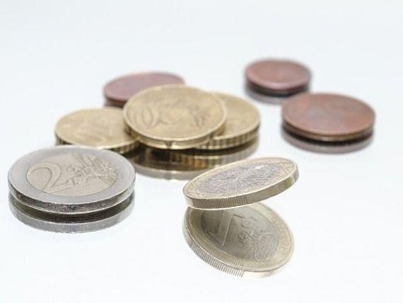 Euro mai face un pas către recordul istoric atins în ianuarie. Cursul anunțat de BNR