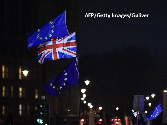 UE și Marea Britanie continuă negocierile pentru relația post-Brexit, chiar și în contextul pandemiei