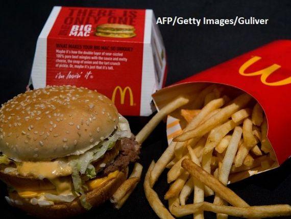 Vânzările și profitul McDonald rsquo;s au scăzut masiv în trimestrul al doilea, în urma închiderii restaurantelor din cauza pandemiei