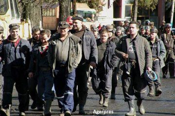 Minerii de la Complexul Energetic Oltenia au reluat activitatea. Ce le-a promis ministrul Energiei