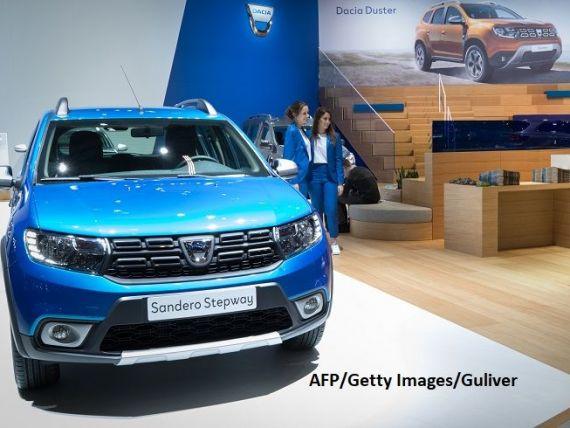 Record absolut pentru Dacia, în 2018. A vândut cele mai multe mașini din istorie și a ridicat și vânzările Renault