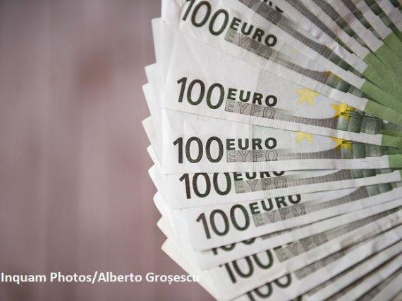 Leul se apreciază în raport cu principalele valute