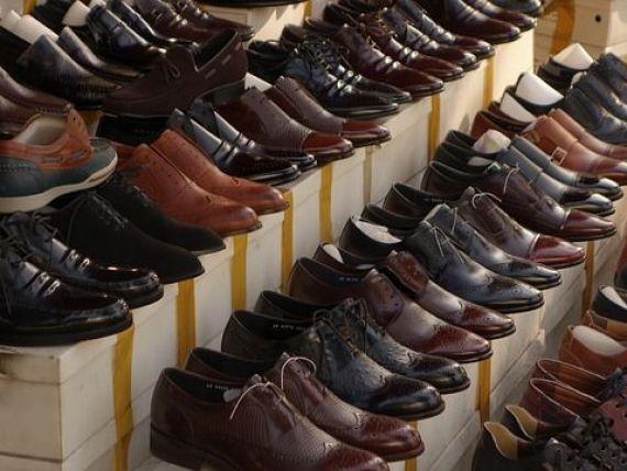 Exportăm mai mulți pantofi decât importăm. Excedent de peste 321mil. euro în comerţul cu încălţăminte
