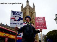 """Theresa May promite că un Brexit fără acord va fi supus votului parlamentului. """"Divorțul"""" de UE ar putea fi amânat"""