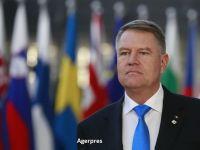 Iohannis le-a propus partidelor parlamentare să semneze un  pact pentru România europeană