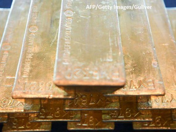 Polonia a repatriat 100 de tone de aur de la Londra. Ce se întâmplă cu rezerva României de la Banca Angliei