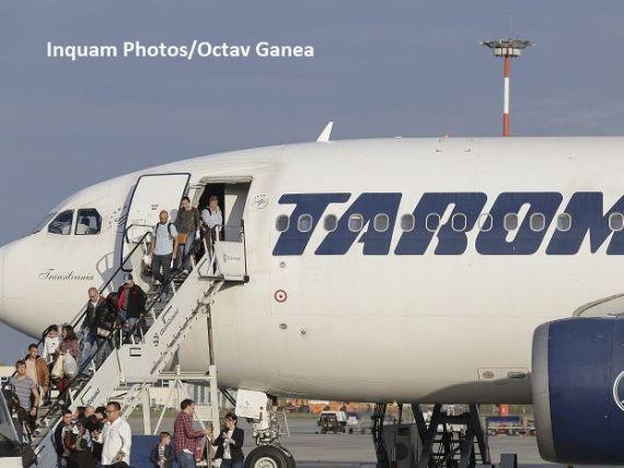 Tarom introduce zboruri de repatriere pentru românii din Italia și Spania. Cât costă biletele și cine poate călători