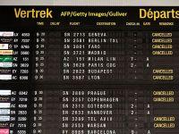 Transporturile paralizate în Belgia, din cauza unei greve generale. Ryanair și Wizz Air și-au anulat toate zborurile spre și dinspre Bruxelles
