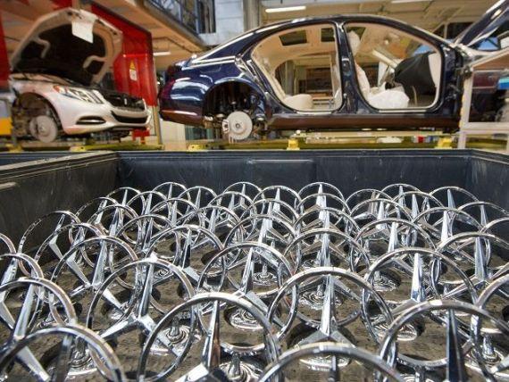 Mercedes-Benz rămâne cel mai mare producător mondial de mașini de lux, pentru al patrulea an executiv