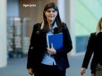 Laura Codruța Kovesi a câștigat votul pentru poziția de procuror șef european în Consiliul UE