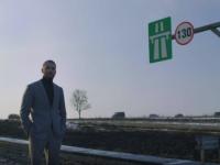Primul metru de autostradă din Moldova, construit de un om de afaceri. Cât l-a costat