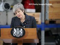 """Premierul britanic Theresa May și-a anunțat demisia: """"Voi regreta profund, mereu, că nu am putut pune în aplicare Brexitul"""""""