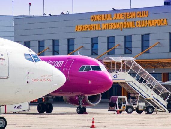 A început sezonul curselor charter de la Cluj. Spre ce destinații pot pleca turiștii din capitala Transilvaniei