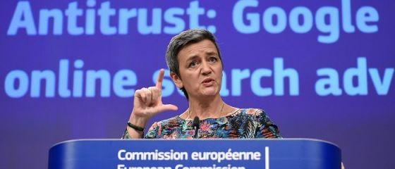 CE amendează din nou Google, cu 1,5 mld. euro, pentru încălcarea legislației UE în domeniul reclamelor