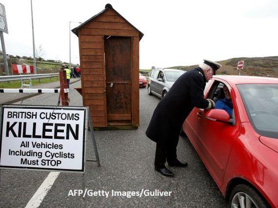 Primele concesii în Irlanda de Nord. Cum ar putea fi evitată frontiera care ar despărți Dublinul de Belfast, după Brexit