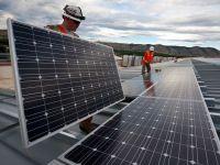 Programul pentru montarea celulelor fotovoltaice începe peste o lună. Ce subvenție dă statul