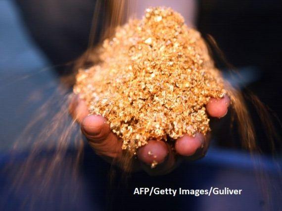 Prețul aurului, la cel mai ridicat nivel din ultimii șase ani, pe fondul turbulențelor mondiale generate de războiul comercial SUA-China