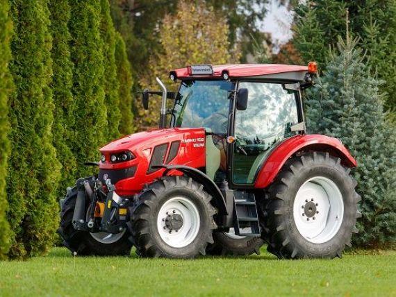 Se fac din nou tractoare în România, la 15 ani de la dispariţia industriei. Unde se produce în serie primul tractor 100% românesc
