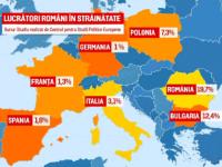 România este țara cu cei mai mulți lucrători în străinătate. Mărturiile celor mutați în vestul Europei