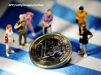 BCE: Grecia are, în continuare, cea mai ridicată rată a creditelor neperformante