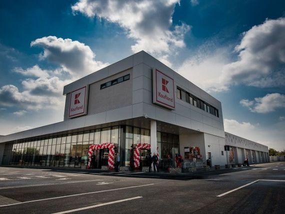 Kaufland România anunță afaceri în creștere cu 9% în 2019, la 11,87 mld. lei. Retailerul vrea să ajungă la 160 de magazine în patru ani, de la 132 în prezent