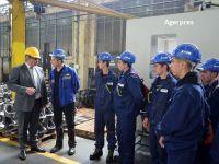 Sindicate: Patronii Astra Rail ameninţă că închid fabrica de vagoane de la Arad, dacă salariaţii aflați în grevă nu reiau lucrul
