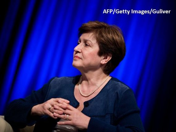 Bloomberg: Liderii UE o s analizează posibilitatea ca directorul Băncii Mondiale, Kristalina Georgieva, să fie următorul preşedintele Comisiei Europene