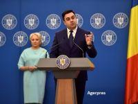 """Cuc a inaugurat lucrările unei bucăţi de 6,3 km din autostrada Comarnic-Brasov și a rupt un contract în fața jurnaliștilor: """"Așa ceva nu se poate"""""""