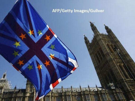 Marea Britanie avertizează UE să-și schimbe poziția  încăpățânată  în privința Brexitului. Un acord, tot mai greu de atins