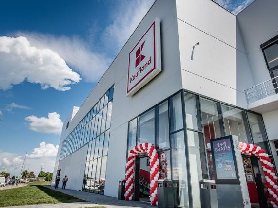 Expansiune record: Kaufland deschide încă două hipermarketuri și ajunge la o rețea de 124 de magazine