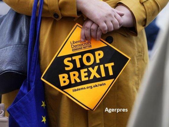 Guvernul de la Londra se pregătește pentru o penurie de alimente și pentru scumpiri, după Brexit. Centrele comerciale, în alertă